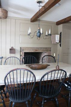 early american colonial interiors americana decorating