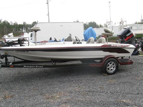used ranger bass boats in georgia ranger 185 vs boats for sale in georgia