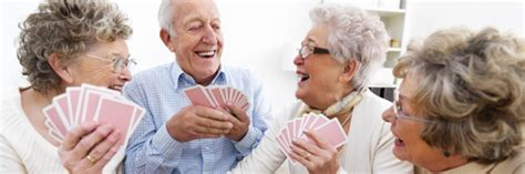 senior citizens games activities for senior citizens and senior citizens services bridgewater township