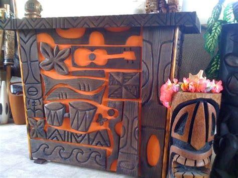 hawaiian schlafzimmerdekor die besten 25 tiki dekor ideen auf tiki