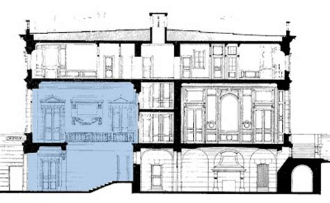 petit trianon floor plan architect design petit trianon the grand stairhall
