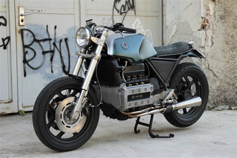 moto sumisura bmw k100 return of the cafe racers