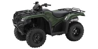 2016 honda fourtrax rancher® 4x4 automatic dct reviews