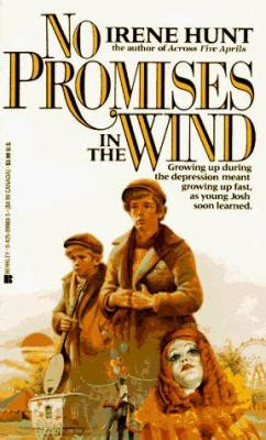 the book no pictures no promises in the wind by irene hunt reviews