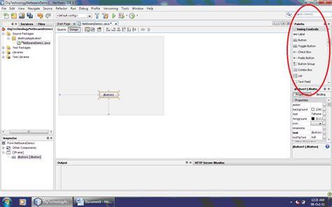 netbeans tutorial for java desktop application creating java desktop applications made easy with