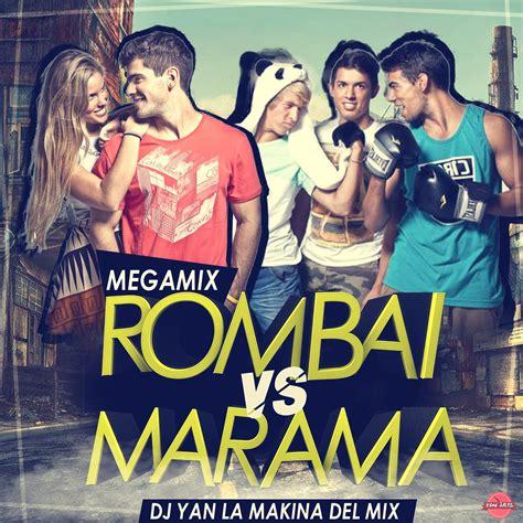 marama en salta 2016 megamix rombai vs marama dj yan 2016 dj dvj yan