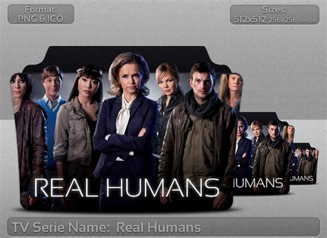 real humans tv show tv r on movie folders deviantart