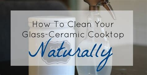 How To Detox Your Whole At Home by Whole Home Detox How To Clean A Glass Ceramic Cooktop