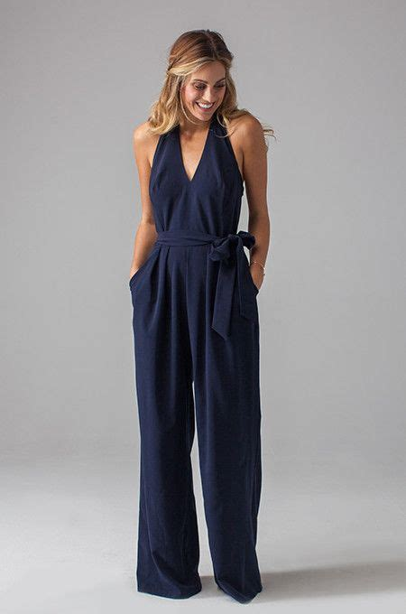 nautical wedding tip this quot maura jumpsuit quot by for
