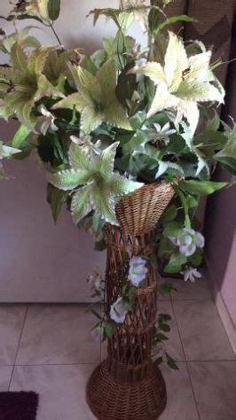 vaso con fiori finti vaso per fiori finti posot class
