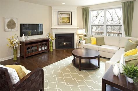 family room furniture layout ideas corner fireplace saratoga pulte homes building a home
