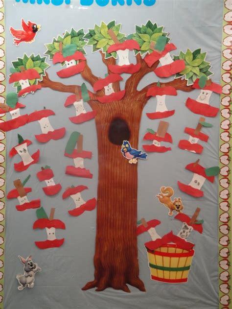 fall bulletin board ideas for preschool classroom