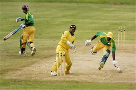 jamaica star : catch up cricket jamaica on the backfoot