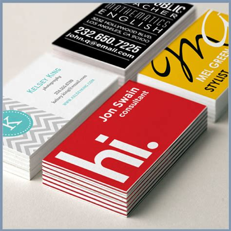 Affordable Business Cards