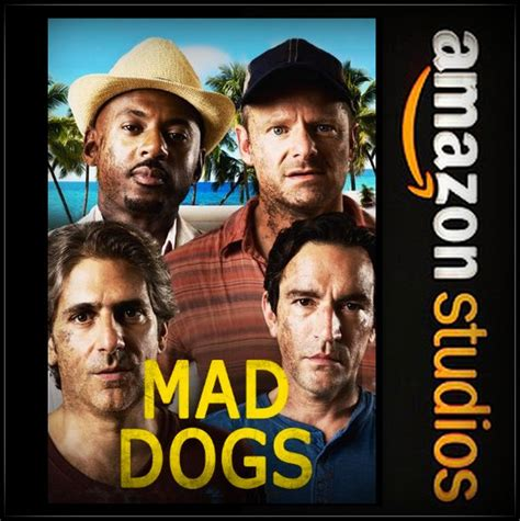 puppy tv show mad dogs new series gets january debut canceled tv shows tv series finale