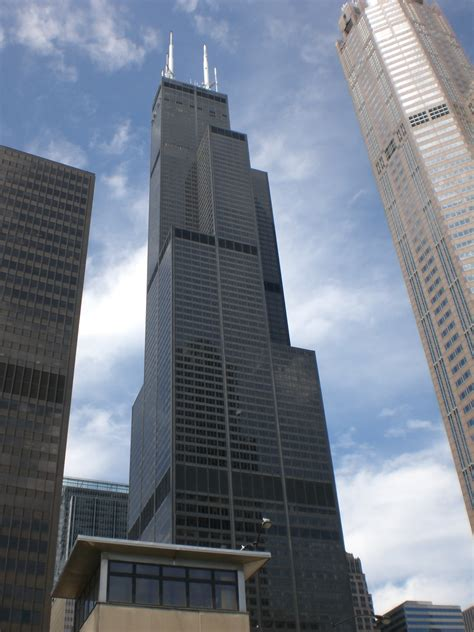 willis tower incredible pictures top 10 tallest buildings in usa
