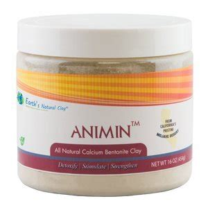 Bentonite Clay Detox For Dogs by Animin Calcium Bentonite Clay For Pets Healing Detox