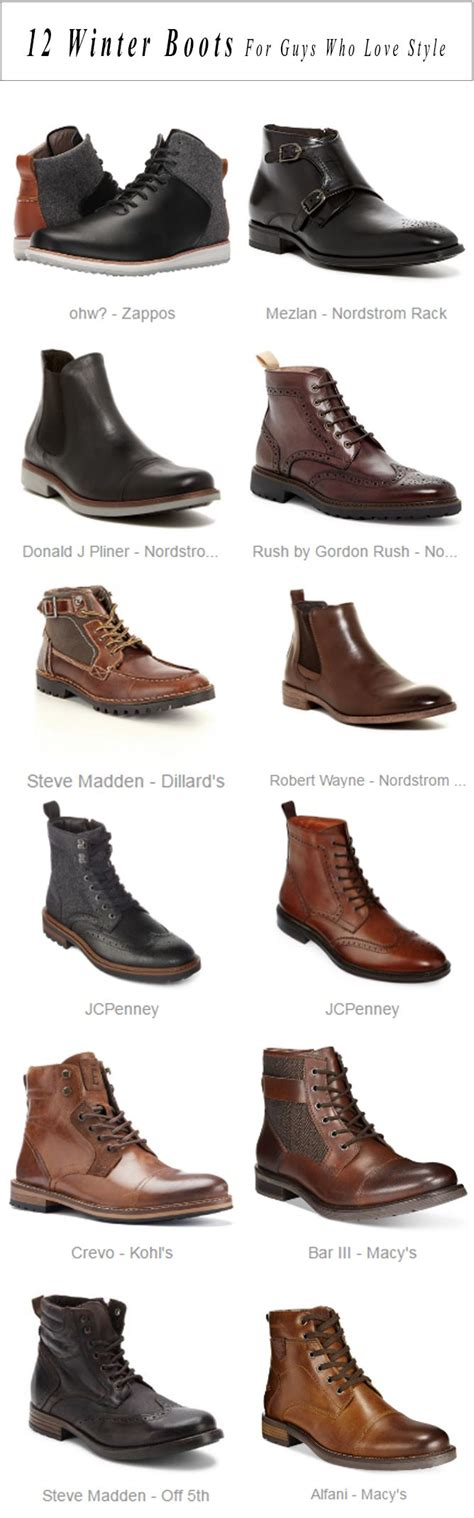 mens boot types types of mens boots 28 images do you the difference