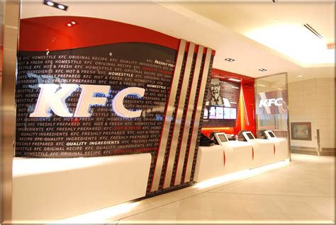 Restaurant Awnings Kfc Interior Mall Roberts Signs And Awnings