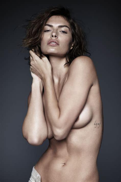 Naked Alyssa Miller Added By Bot