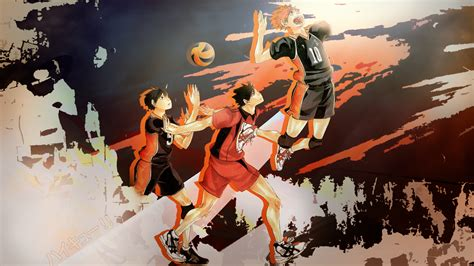 wallpaper hd anime haikyuu haikyuu anime hd wallpaper anime wallpaper pinterest
