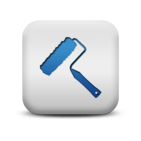 painting icon paint roller icon 116870 187 icons etc