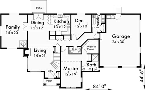 master bedroom loft house plans tudor house plan master bedroom on main floor house