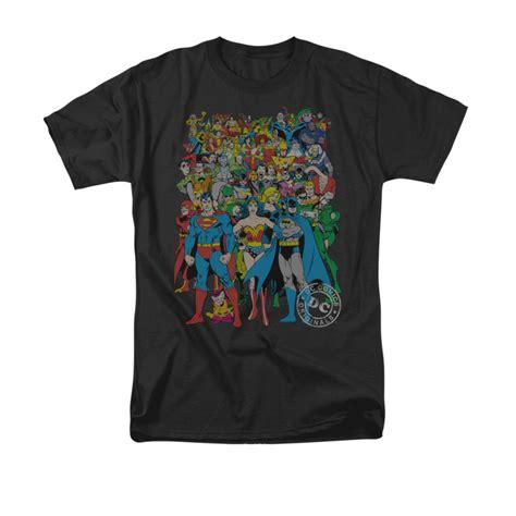 Original Dc Tshirt Original by Dc Comics Original Universe T Shirt