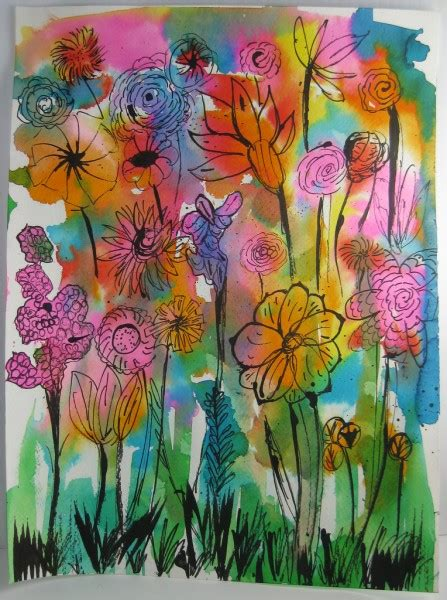spring painting ideas 7 cool spring craft ideas for kids