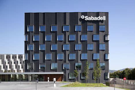 oficina banc sabadell nueva sede banco sabadell construible