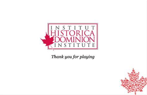 weekly trivia quiz on canadian history everythingzoomer com weekly trivia quiz on canadian history everythingzoomer com