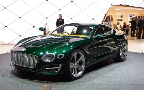 bentley concept car 2015 bentley exp 10 speed 6 wikipedia