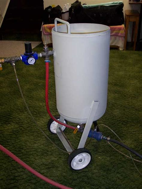 jet stream passer system  gallon compressor