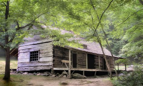 Great Smoky Mountain Log Cabin Rentals by Rustic Cabin Smoky Mountains Secluded Smoky Mountain Cabin