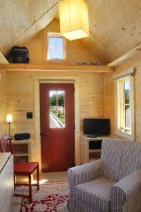 used tongue and groove pine for the interior walls ceiling compact style tiny tumbleweed homes