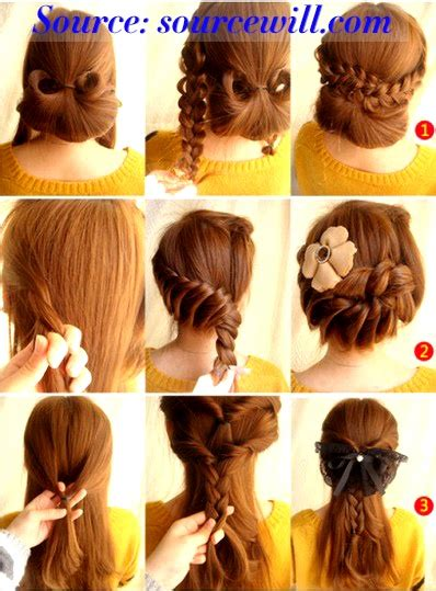 easy dance hair diy style maxi dresses and romantic hairstyles on pinterest