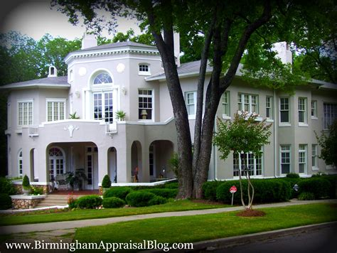birmingham al homes the forest park neighbhorhood in