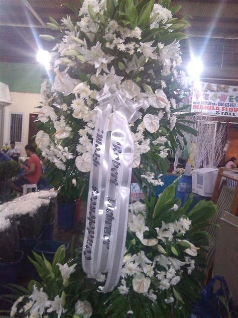 Bridal Bouquet Quezon City by Sympathy Funeral Flowers Delivery Manila Philippines