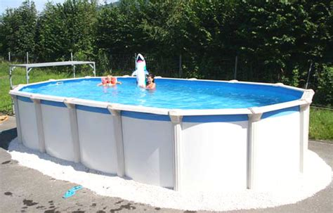 schwimmbecken zum aufstellen aufstellbecken zu hei 223 en preisen