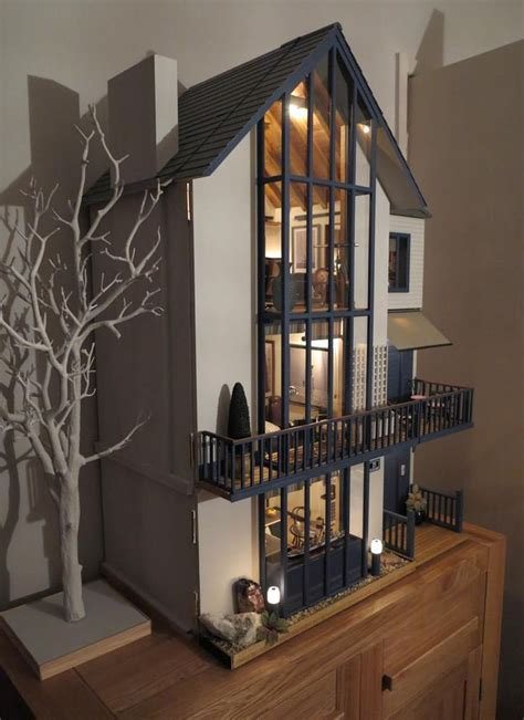 building doll houses 25 best ideas about doll houses on pinterest diy doll