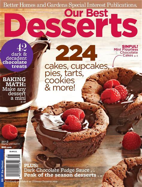 desserts magazine digital subscription discount