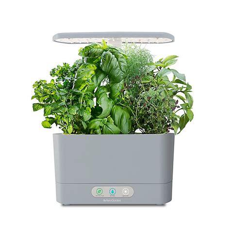aerogarden harvest  gourmet herb seed pod kit bed