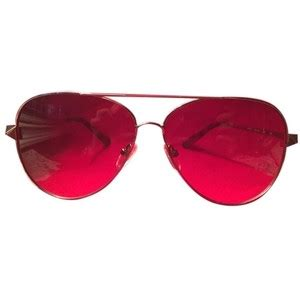 red aviator sunglasses | top sunglasses