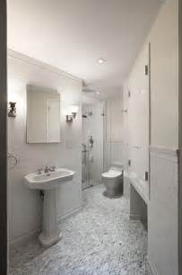 bathroom design nyc pre war apartment traditional bathroom new york by virtus design