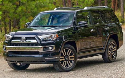 2015 Toyota 4runner Price 2015 Toyota 4runner Review Redesign And Specs