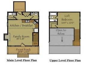 Guest Cottage Floor Plans Guest Small Cabin Floor Plans House Plans