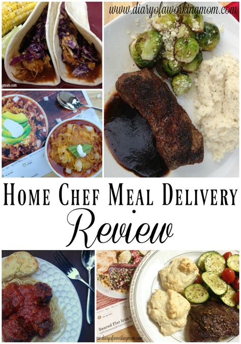 home chef meal delivery service review rating pcmag