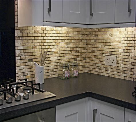Stone Kitchen Tiles Wall by Split Face Natural Stone Wall Tiles Home Design Ideas