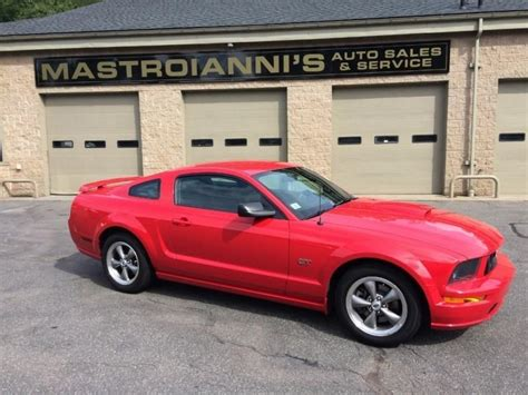mustangs for sale in ma ford mustang for sale in massachusetts carsforsale