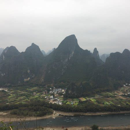 xianggong mountain yangshuo county